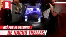 Velorio de Nacho Trelles, con discreción debido al Coronavirus