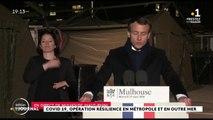 Allocution Macron, primes exceptionnelles et déploiement de l'armée