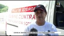 La mairie d'Uturoa solidaire des plus démunis