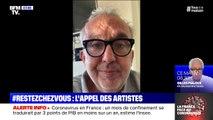 """Coronavirus: des artistes se mobilisent pour rappeler qu'il faut """"rester chez vous"""""""