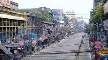 Coronavirus: et l'Inde plongea dans le silence