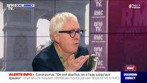 """Coronavirus: la Chine qui envoie un million de masques à la France, """"ce n'est pas de la solidarité, c'est de la com"""", estime le Pr Gilles Pialoux"""