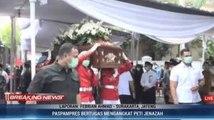 Jenazah Ibunda Jokowi Disalatkan di Masjid Dekat Rumah Duka