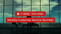Mozilla Customer Service ☎ +1-(888)- 500-6562 Customer Support Number