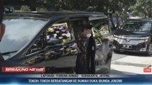 Sejumlah Pejabat Melayat Ibunda Jokowi