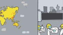 Stanford Üniversitesi'nden Koronavirüs animasyonu; nasıl yayılır, ne yapmalıyız?