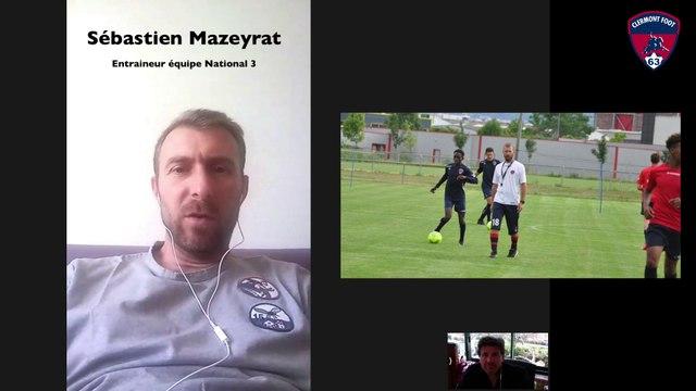 Interview de Sébastien Mazeyrat, diplomé BEFF