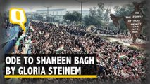 100 Days of Shaheen Bagh: Feminist Icon Gloria Steinem Has a Message