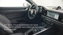 Das Interieur des neuen Porsche 911 Turbo S Cabriolet