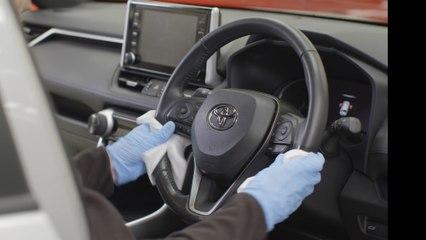 Conseils - Préparez votre voiture pour le coronavirus