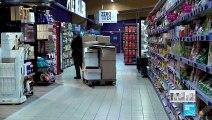 Coronavirus : à Lisieux, les supermarchés renforcent les mesures de protection