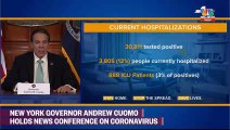 NY Gov. Cuomo Gives Update On Coronavirus Pandemic - NBC News