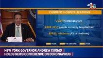 NY Gov. Cuomo Gives Update On Coronavirus Pandemic - NBC News