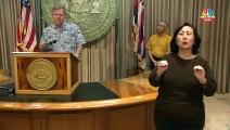 Hawaii Governor Ige speaks on coronavirus response - NBC News