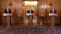 Coronavirus- Boris Johnson holds daily UK briefing
