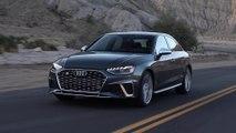 2020 Audi S4 Driving Video