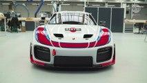 Insights into the development of the super sportscar Porsche 935