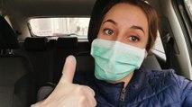 Une infirmière bretonne reçoit un mot très désagréable sur son pare-brise