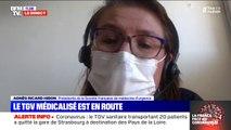 """Selon la Société française de médecine d'urgence, l'Ile-de-France """"devrait être mieux armée"""" que la région Grand Est pour faire face à l'afflux de malades"""