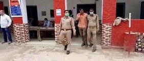शामली: चोरी की बाइक व ढाई सौ ग्राम चरस के साथ आरोपी गिरफ्तार