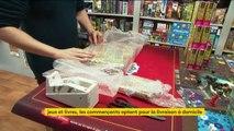 Confinement : face à la forte demande de livres et de jeux de société, les commerçants livrent à domicile