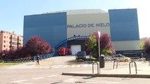 Madrid: Eislaufbahn wird zur Leichenhalle