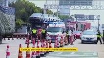 Coronavirus : la province du Hubeï, en Chine, sort du confinement, pas Wuhan