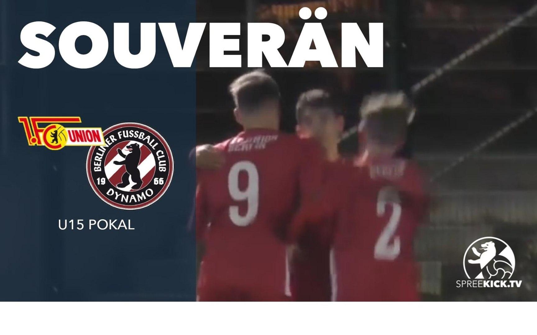 SPREEKICK vor einem Jahr: Viertelfinal-Pokalkracher der Eisernen gegen den BFC Dynamo