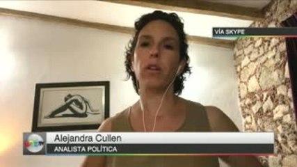 Alejandra Cullen | México sigue una ruta epidemiológica distinta a la de otros países