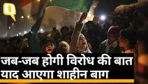 CAA के खिलाफ 100 दिन तक चले Shaheen Bagh Protest के अहम पलों पर एक नजर   Quint Hindi