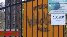 Inside Yorkshire Wildlife Park during Coronavirus Lockdown