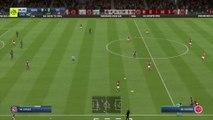 Stade de Reims - Toulouse FC sur FIFA 20 : résumé et buts (L1 - 32e journée)