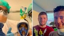Initiative : Ils aident les hôpitaux italiens en créant du matériel en impression 3D