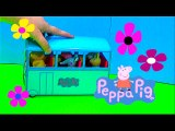 Peppa Pig Bus Toy Review-
