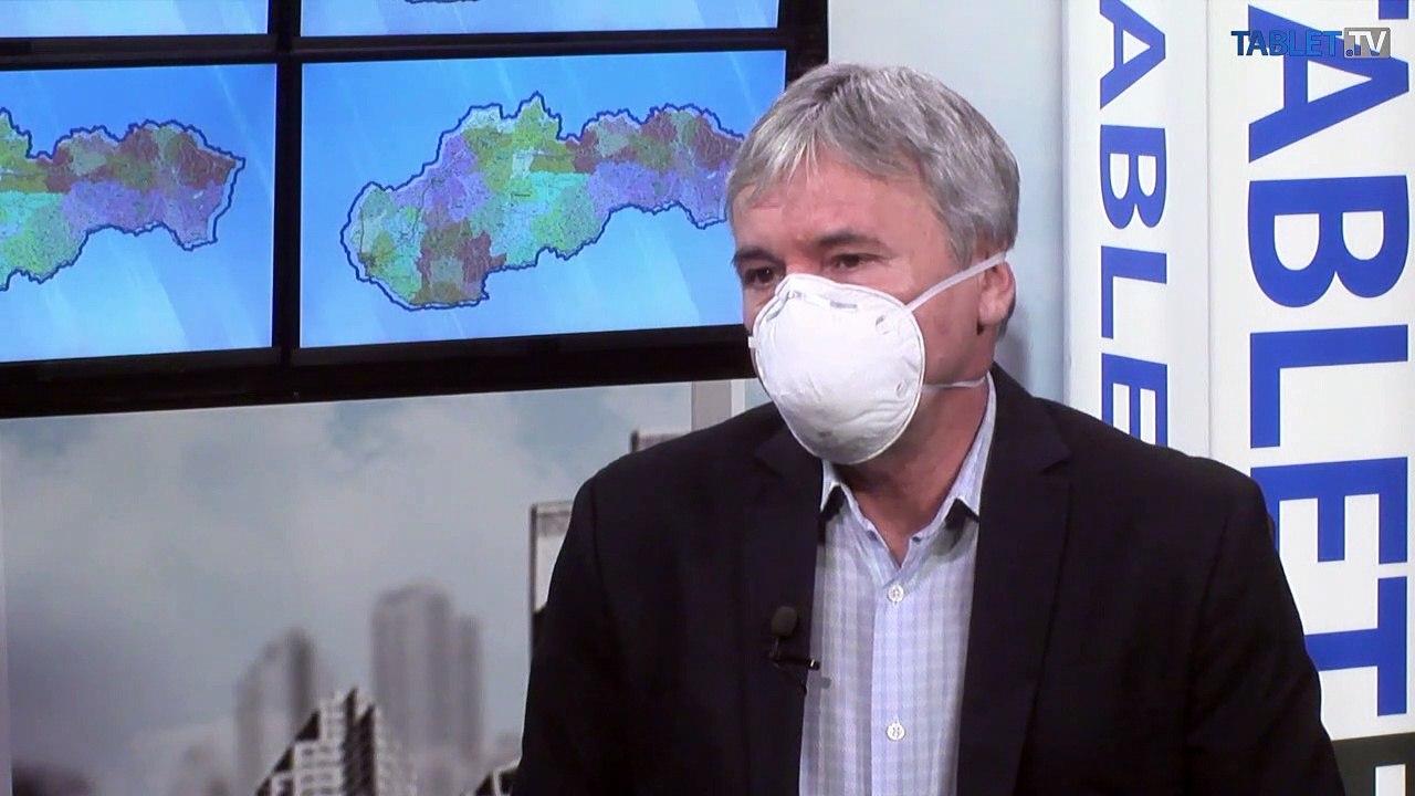HRABKO: Nasadenie Matoviča v boji proti koronavírusu je enormné