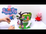 Peppa Pig Treehouse Toy Review-
