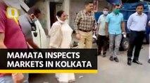Markets Under Didi's Watchful Eye During Corona Lockdown
