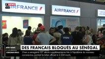 Coronavirus : de nombreux Français bloqués au Sénégal