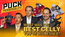 Puck Personality: Best Celebrations