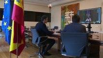 Sánchez se reúne con los líderes del G20