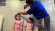 US dad creates NFL-style scouting combine for daughters during COVID-19 quarantine