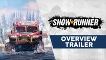 SnowRunner | Official Overview Trailer (Xbox One 2020) 4K