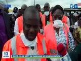 RTG / Covid 19 - La Direction Générale des Transports Terrestres en campagne de sensibilation sur les mesures gouvernementales