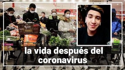 Colombiano en China relata cómo ha sido retomar la vida después del Coronavirus