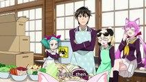 Thirsty MC trying to impress his crush | Murenase! Seton Gakuen (Seton Academy: Join the Pack!)