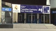 El Bernabéu servirá para almacenar y distribuir productos sanitarios