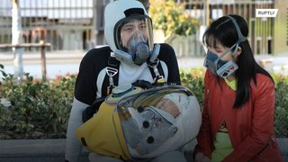 الصين: حقيبة طبية لحماية الأطفال من الكورونا !!!