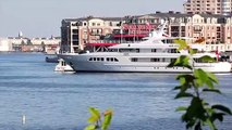 This Superyacht Would Cleverly Blend Into Ocean