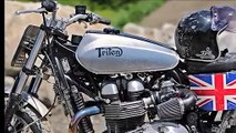 Triumph Truxton Custom by Fuel Motorcycles|Custom Moto