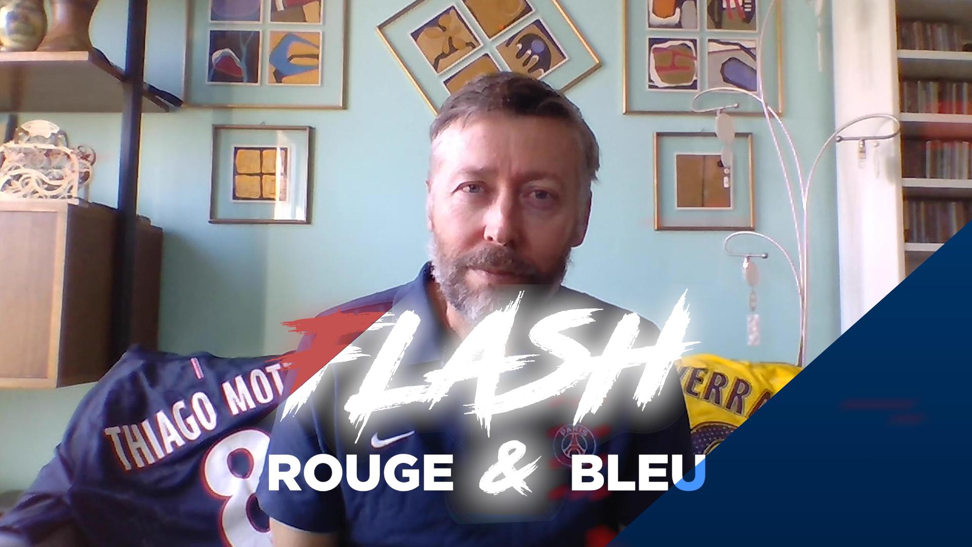 Rouge & Bleu News Flash - Special club jersey, titis, Erding